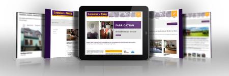 Un nouveau site internet pour Lemoine & Dazy
