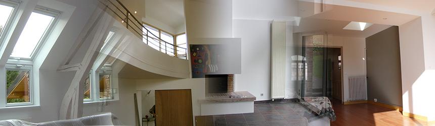 Isolation de maison à Rouen