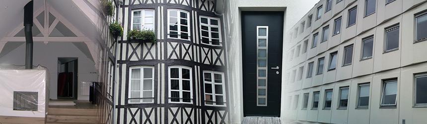 Rénovation de maison à Rouen