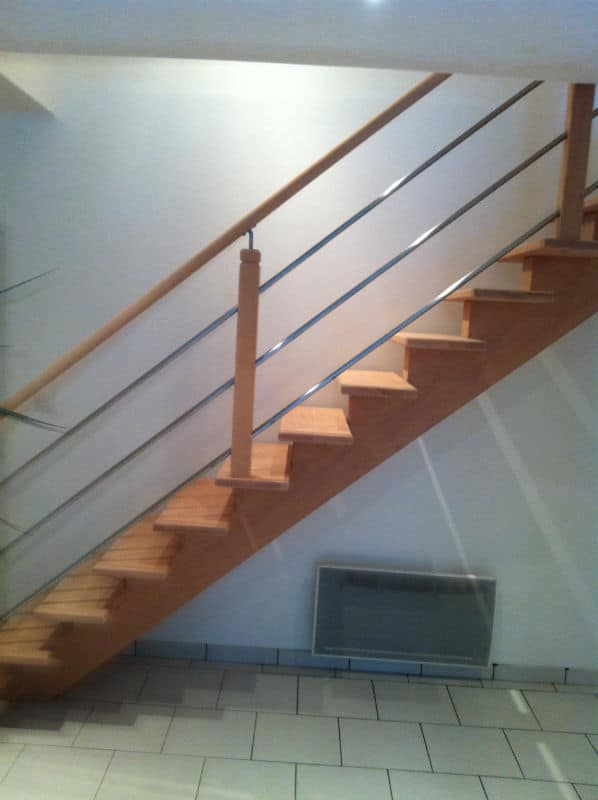 escalier lemoine dazy menuiserie g n rale darn tal 76. Black Bedroom Furniture Sets. Home Design Ideas