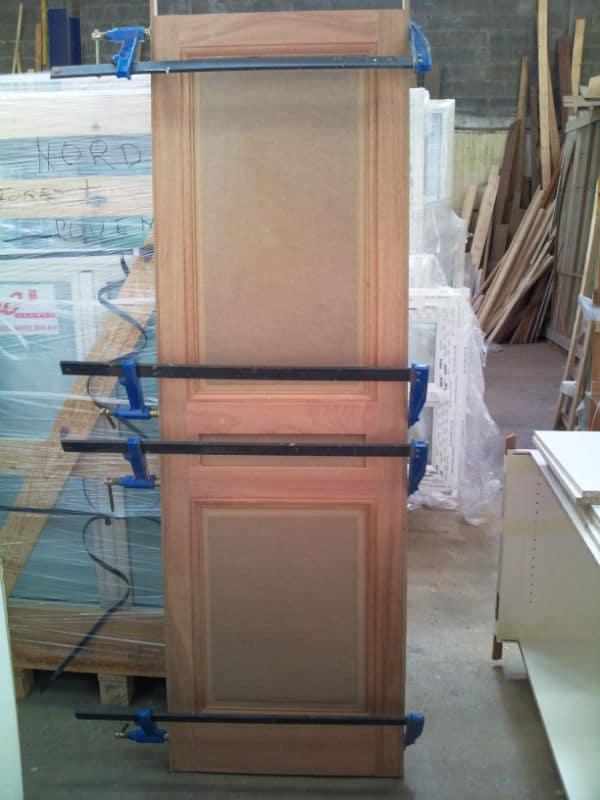 Fabrication de porte int rieur lemoine dazy for Fabricant porte interieur