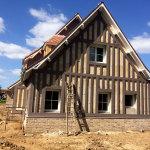 Maison construction neuve