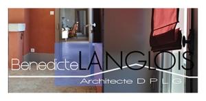benedicte langlois architecte DPLG